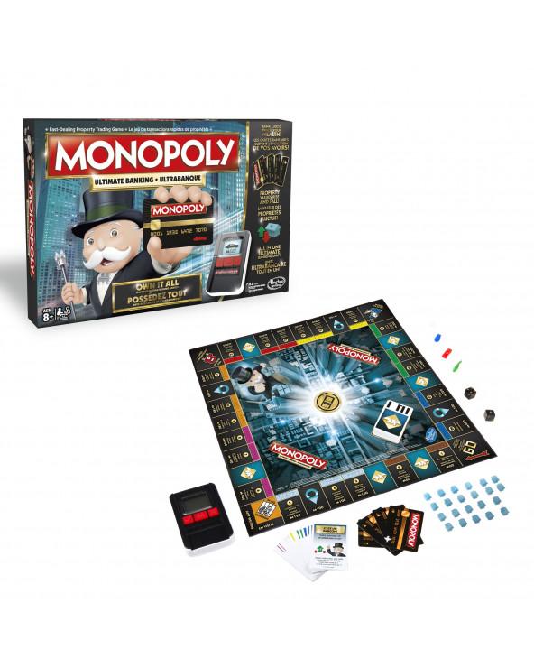 Monopoly Ultimate Banco Electrónico B6677
