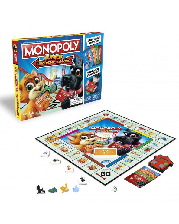 Monopoly Junior Banco Electrónico E1842