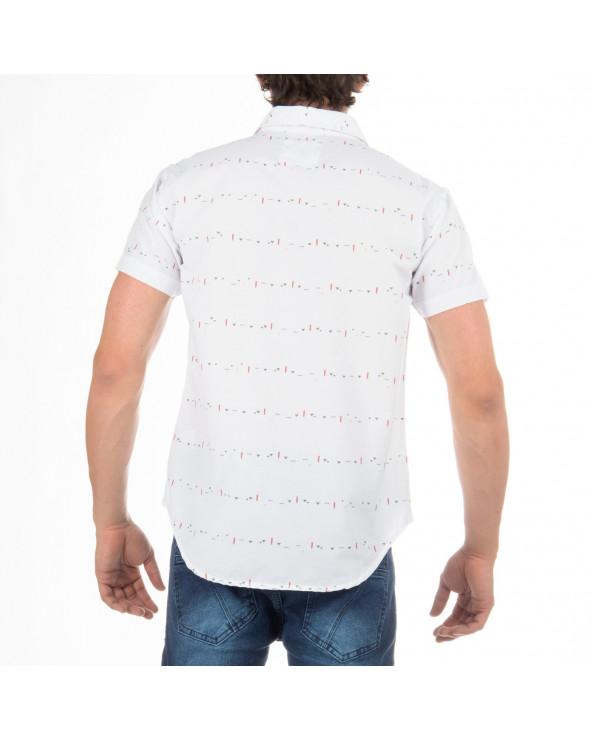 Mechanic Camisa Hombre M/C...