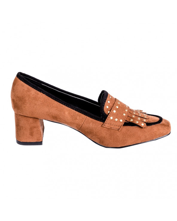 Priority Zapato Dama Vestir A5019-8K