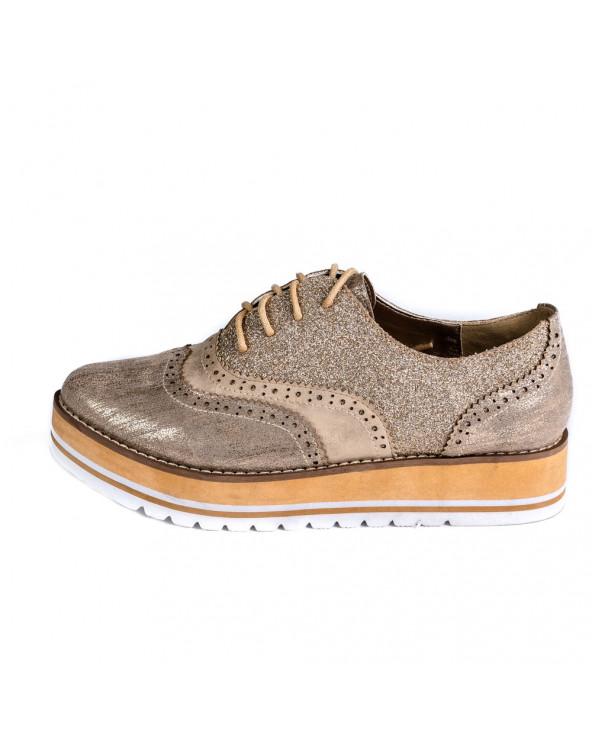 Q´Cool Zapato Dama Casual...