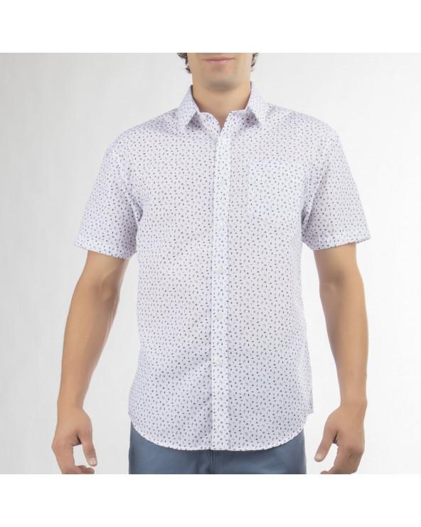 Big City Camisa BSC M/C Rig Mini Print