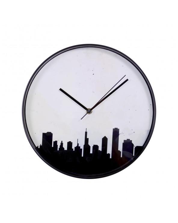 Familia Reloj de Pared Día