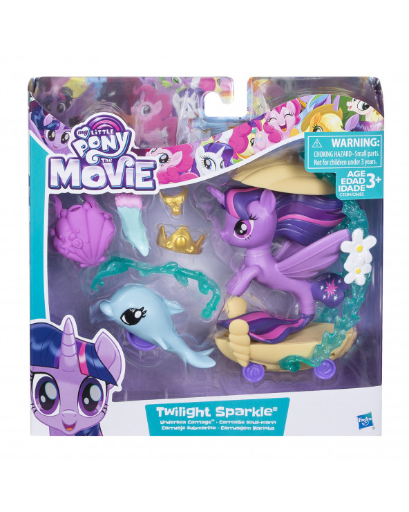 My Little Pony Carruaje Submarino C0682