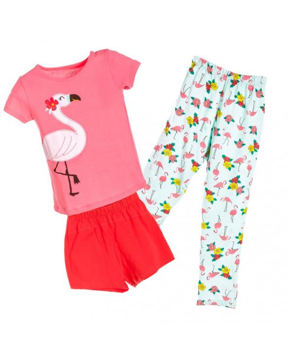 F. Twist Pijama Niña 3 Piezas Alejandra