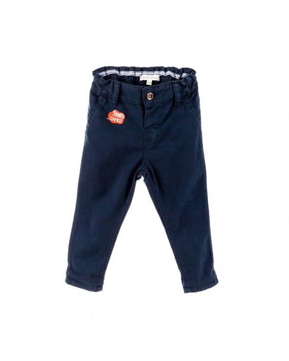 Beep-Beep Pantalón Bebito Morgan BB Azul