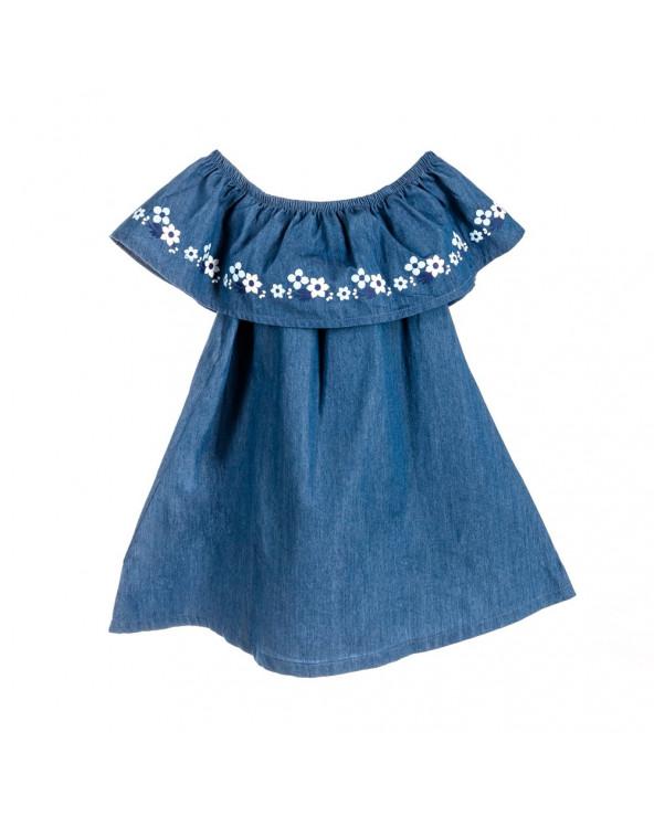 F. Twist Blusa vestido niña...