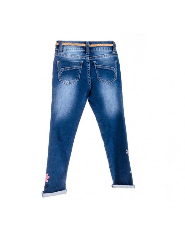 F. Twist Jean Niña Moda...