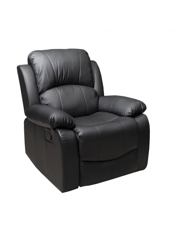 Familia Sillon Reclinable Black SX-8824