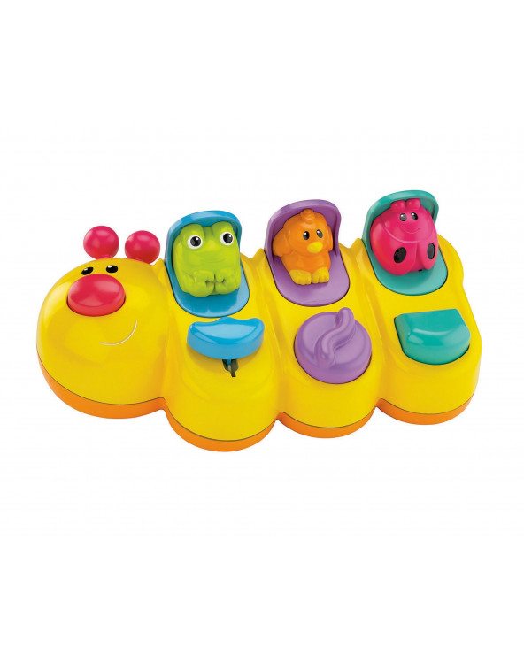 Fisher Price Growing Baby Oruga de Actividades W3151
