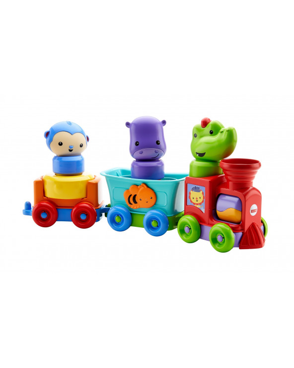 Fisher Price Silly Safari Tren Animales Divertidos DMC44
