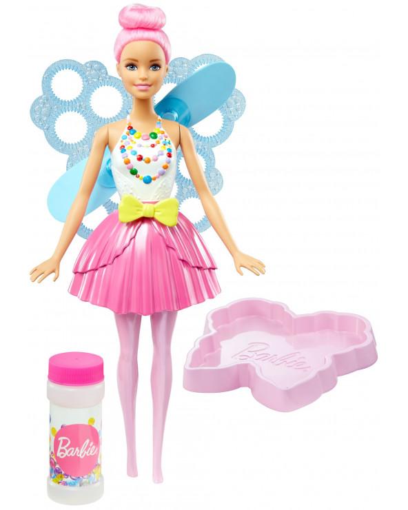 Barbie DreamTopia Hada Burbujas Mágicas DVM95