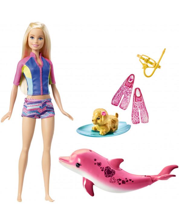 Barbie Diversión Olas FBD63