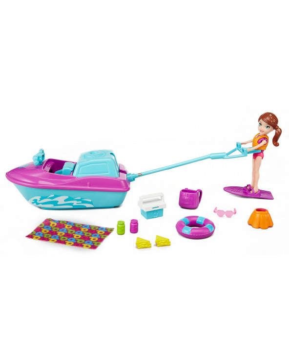 Polly Pocket Moto Acuática FCH22