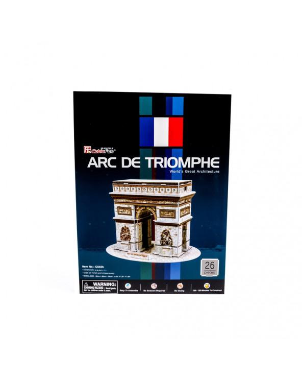 Shantou cubic Arco Triunfal...