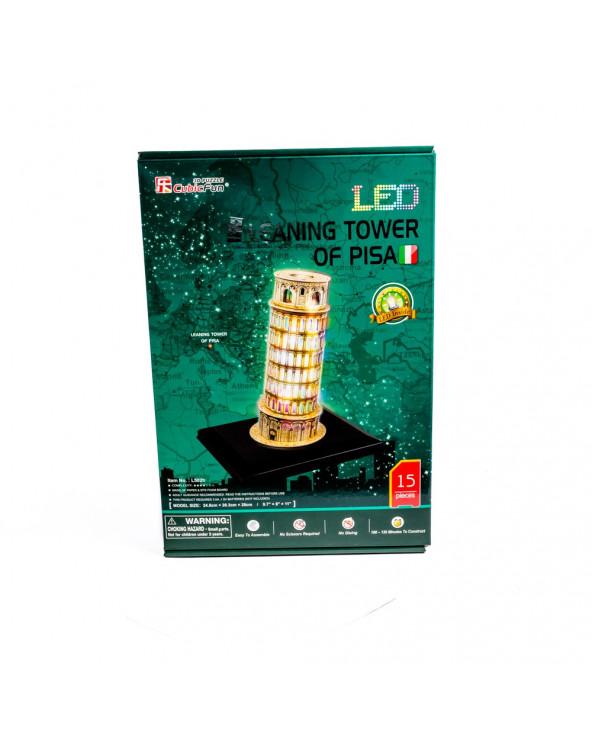 Shantou Cubic Pisa Tower L5025