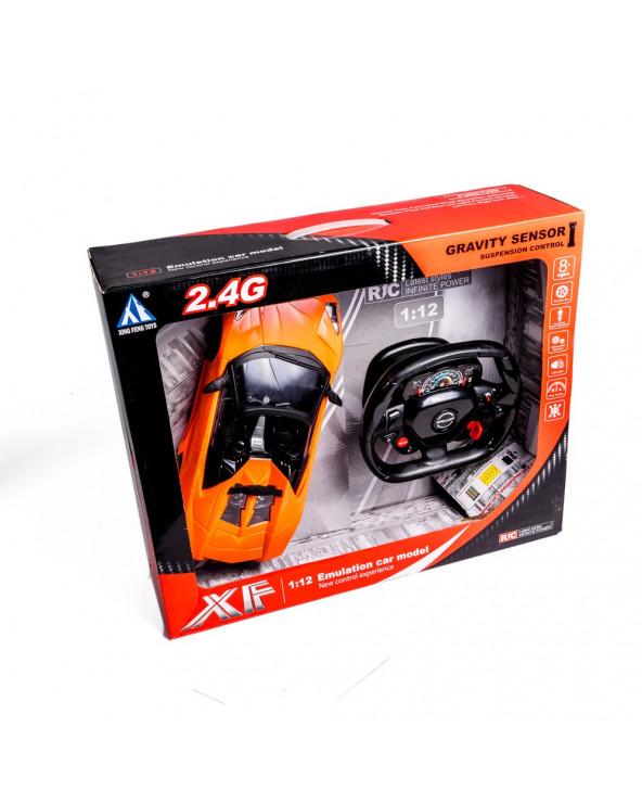 OCIE Xin Feng Toys Carro Control Remoto OTC0868876