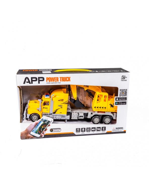 Ocie Camión C/R Con Luces y Cargador OTC0870979