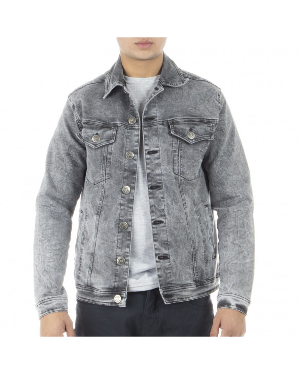 Mechanic Casaca Hombre PP Must Denim