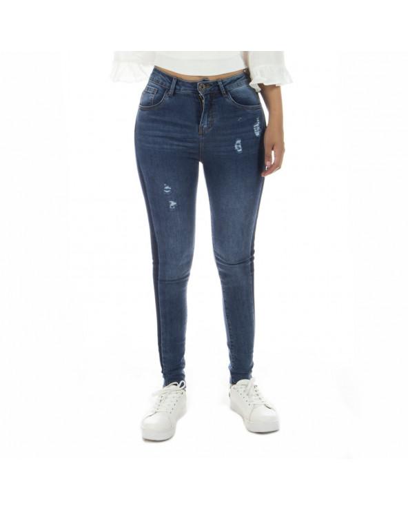 Jeans Para Mujer Estilos Com Pe