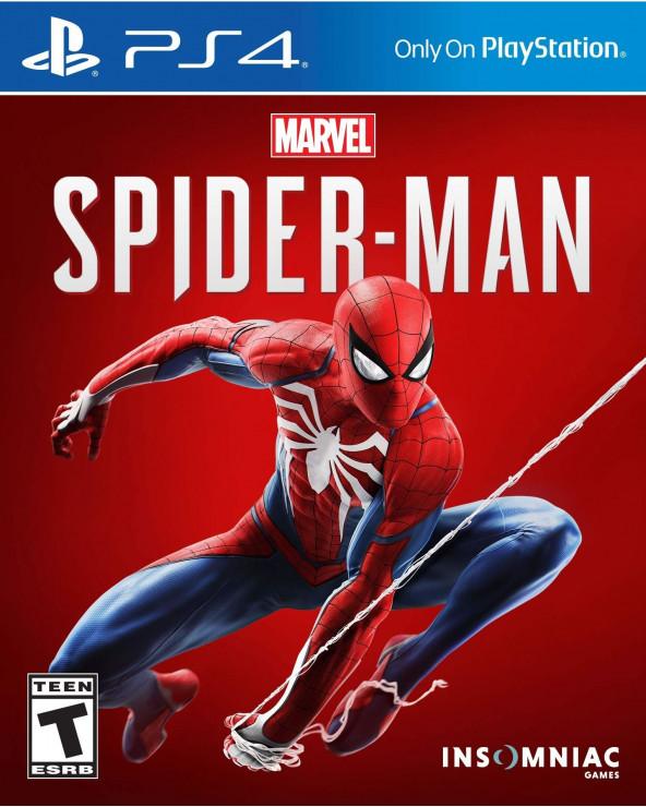 Sony Juego PS4 Spiderman