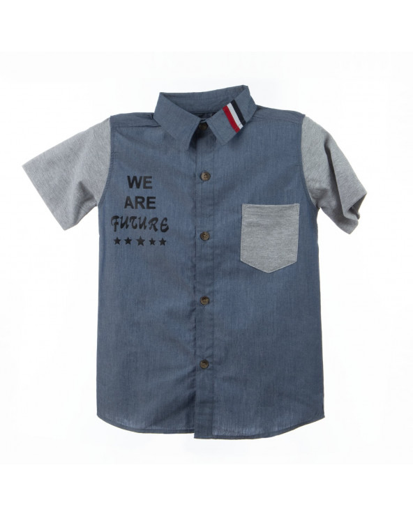 F. Twist Camisa Niño Deport Thony