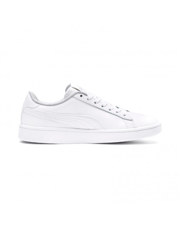 Puma Zapatilla Dama 365170 02 Smash V2 L JR Blanco