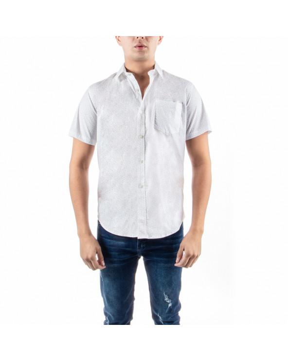 Mechanic Camisa MC Cinta Mini Print