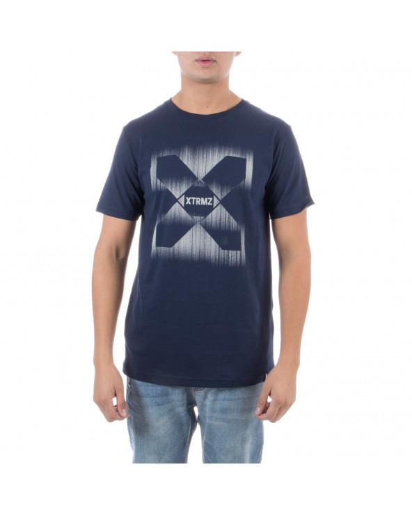 XTRMZ Polo Hombre PP Mc Logo X Azul Marino