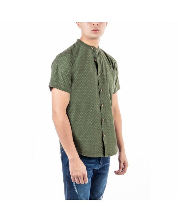 Mechanic Camisa MC 1 Bol Cuello Neru