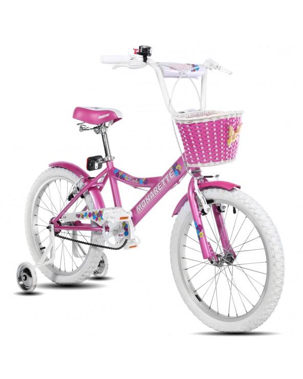 Monarette bicicleta niña...