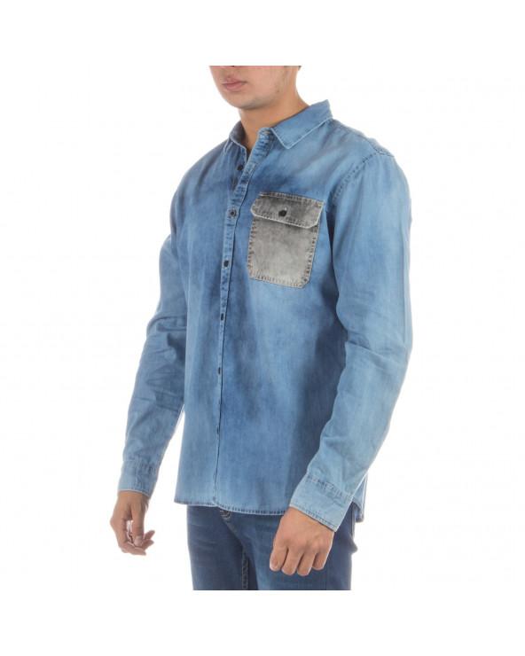 XTRMZ Camisa PP M/L Corte