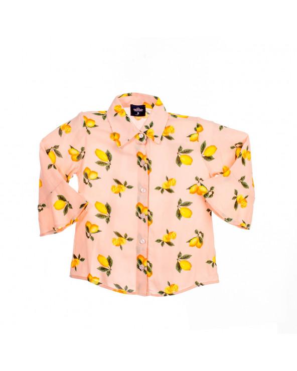 F. Twist Blusa Niña Banana Fruti