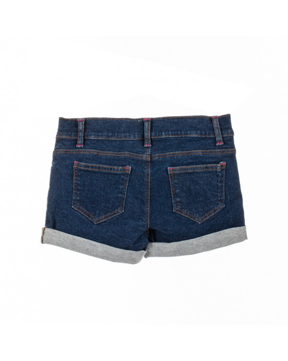 F. Twist Short Denim Niña...