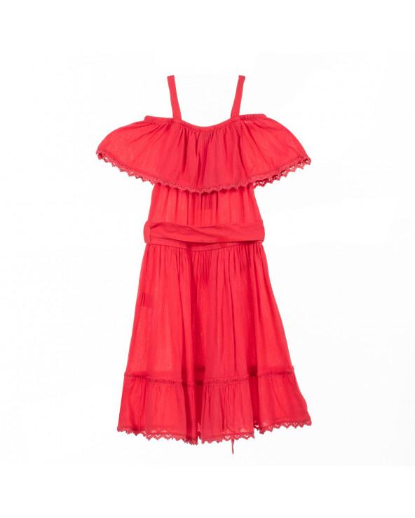 F. Twist Vestido Niña...