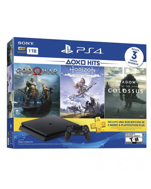 Sony Consola PS4 Hits...