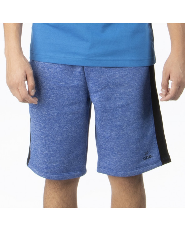 One Gym Tech Court Shorts Hombre PP Azul