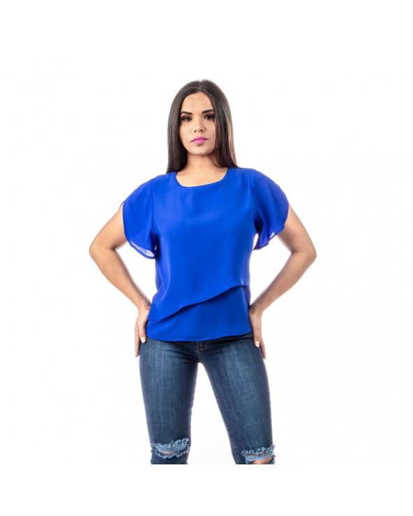 Sassafras Blusa Dama Esmeralda