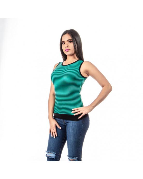 Sassafras Tank Top Dama Leonor