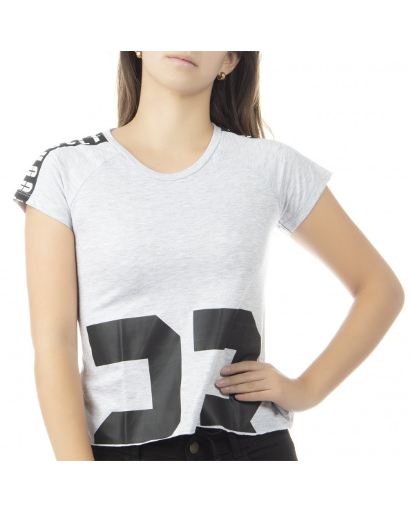 Q´Cool Polo Dama Number