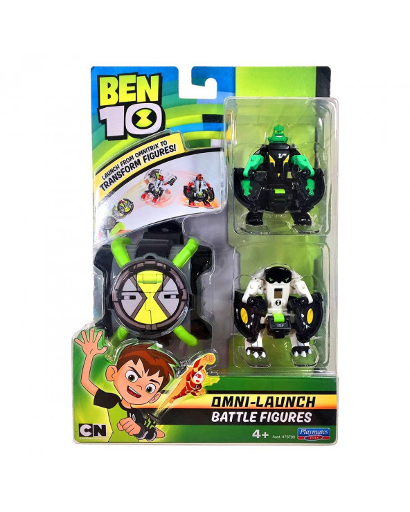 Ben 10 Omni Launch Battle Incluye 2 Figuras Ben 10 76790