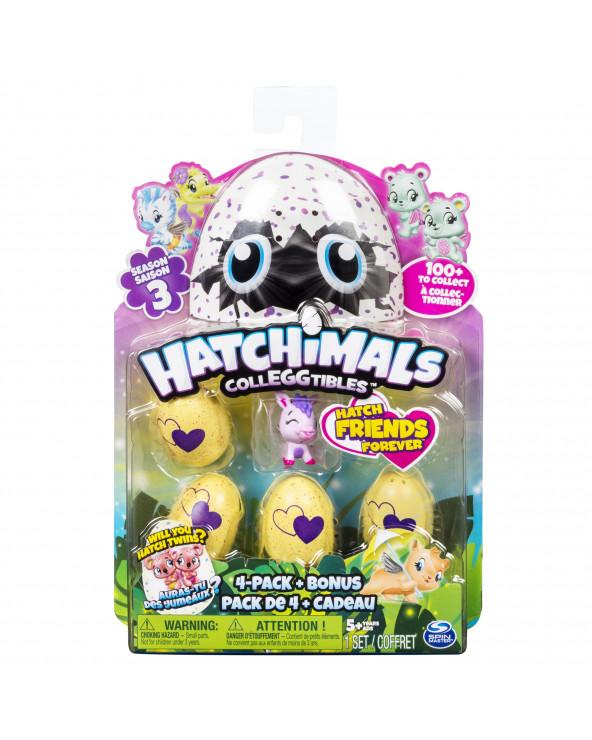 Hatchimals Pack x 4 und. -...