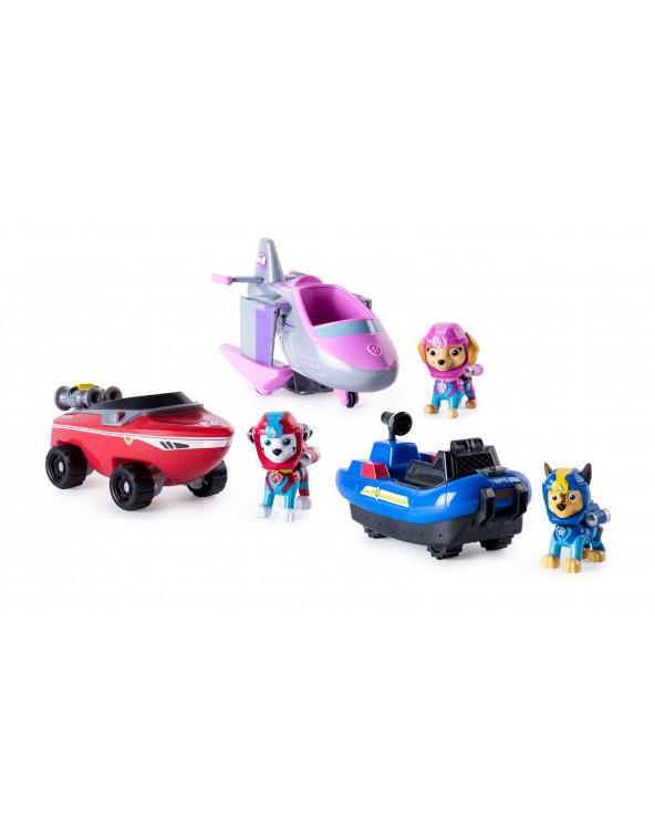 Paw Patrol Themed Vehicles-Sea Patrol 6038284
