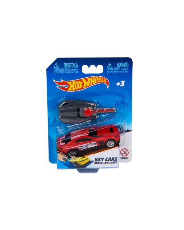 Hot Wheels Lanzador + Autito HW9999