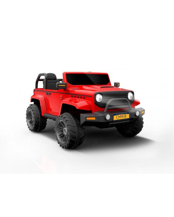 Doing Jeep A Batería 8310043-2 Rojo
