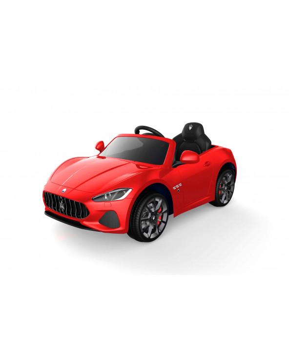 Doing Automovil Maserati A Batería 8210150BR Rojo