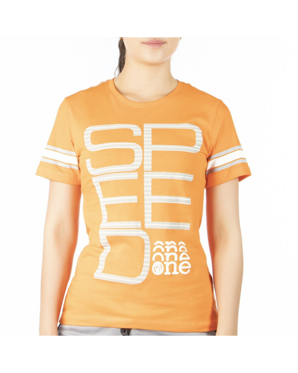 One Athletic Dama Blocked T-Shirt
