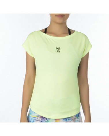 One Gym Tech Court T-Shirt Dama