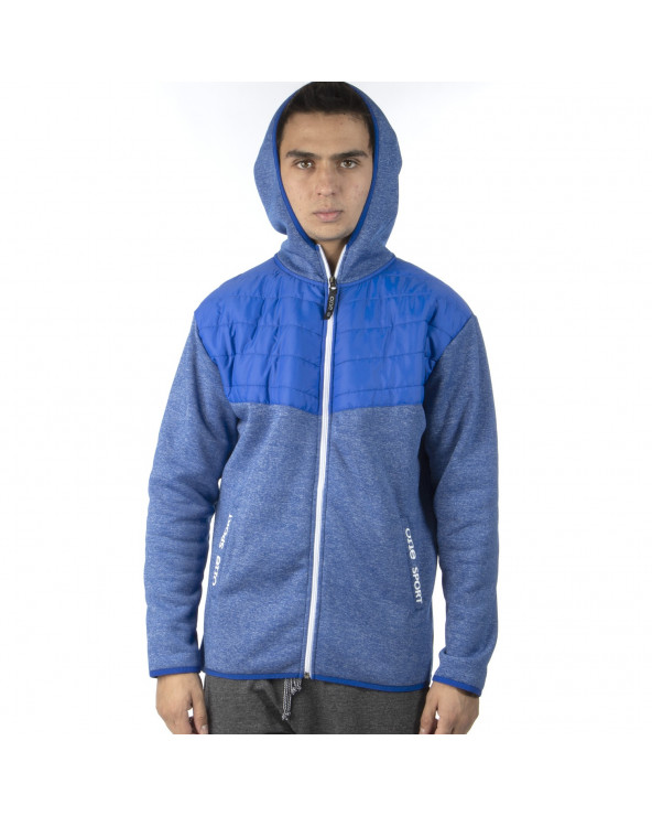 One Jacket Hombre Gym Tech Chevron Hybrid