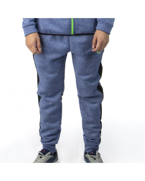 One Pantalón de Buzo Hombre Gym Tech Team Zip Hoodie PP